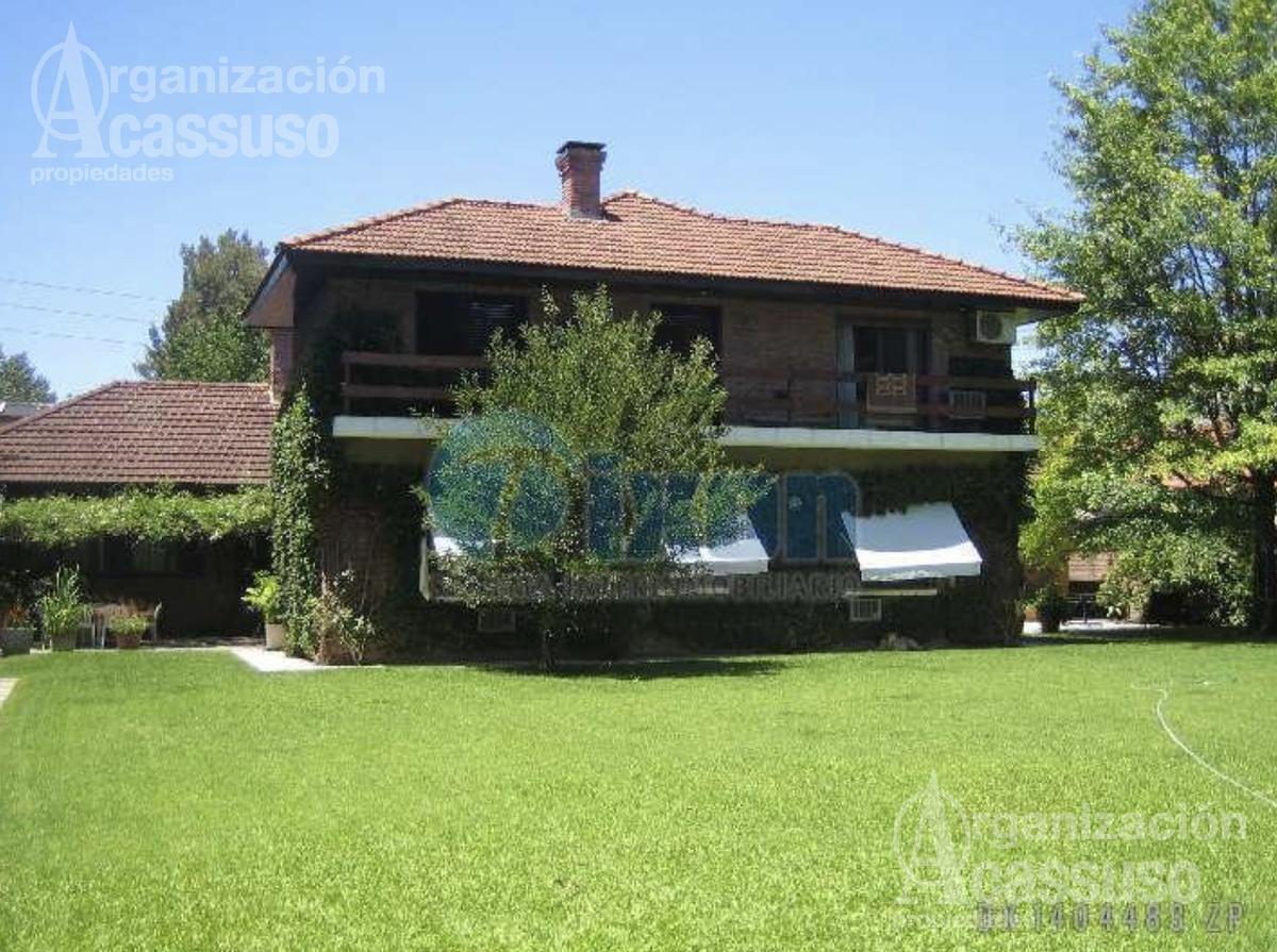 Foto Casa en Venta en  Las Lomas-Beccar,  Las Lomas de San Isidro  Casa en Venta en Lomas de San Isidro