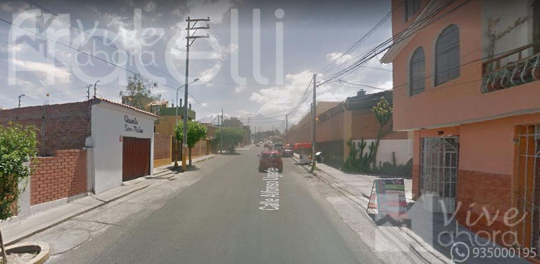 Foto Terreno en Venta | Alquiler en  Yanahuara,  Arequipa  CASA