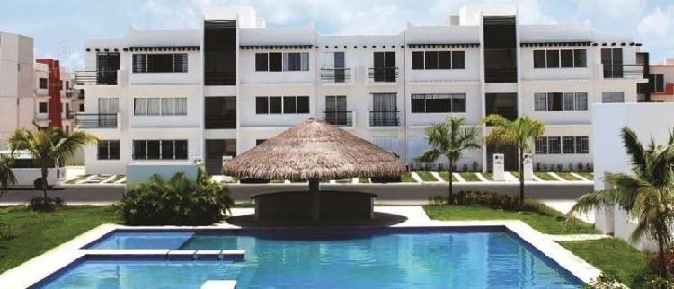 Foto Departamento en Renta en  Playa del Carmen ,  Quintana Roo  Se renta departamento de 3 recamaras semi-amueblado a estrenar en Palmas Turquesa, Playa del Carmen P2806
