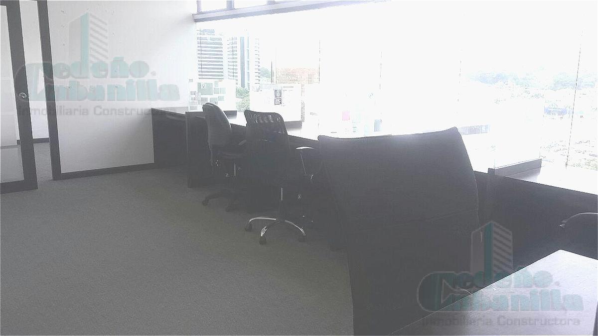 Foto Oficina en Alquiler en  Norte de Guayaquil,  Guayaquil  ALQUILO OFICINA AMOBLADA EN LA AV. MIGUEL H. ALCIVAR KENNEDY NORTE