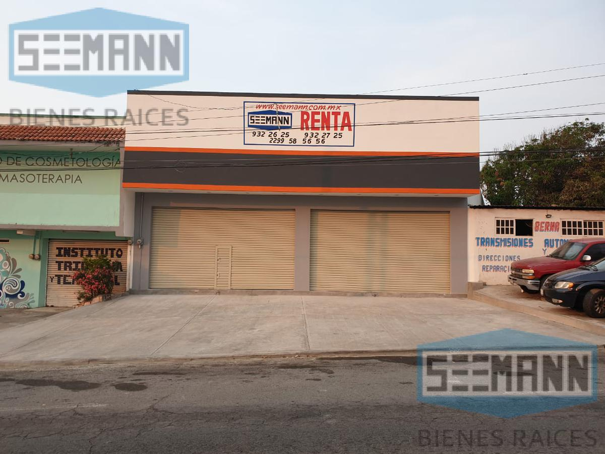 Foto Local en Renta en  Pascual Ortiz Rubio,  Veracruz  Av. Cuauhtémoc # 4426 entre Juan Enriquez y Collado, Veracruz, Ver