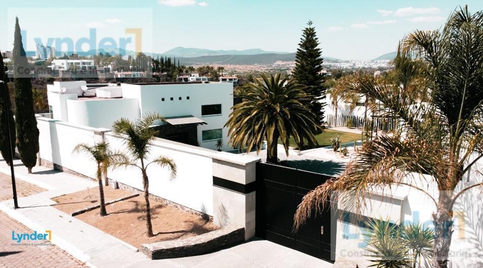 Foto Casa en Venta en  Juriquilla,  Querétaro  RESIDENCIA EN VENTA EN SAN ISIDRO JURIQUILLA QUERÉTARO
