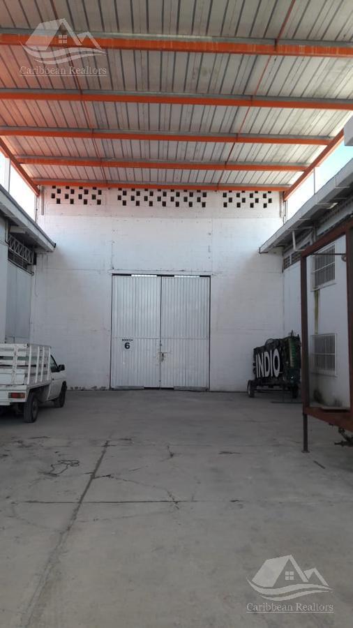 Foto Bodega Industrial en Renta en  Cancún ,  Quintana Roo  Bodega en Renta en Cancún
