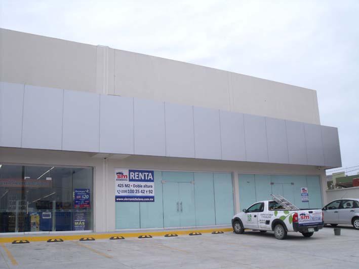 Foto Local en Renta en  Fraccionamiento Villa Rica,  Veracruz  LOCAL EN RENTA AV. RAFAEL CUERVO