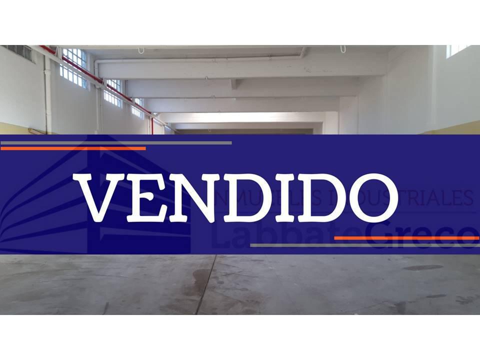 Foto Nave Industrial en Venta en  Villa Lynch,  General San Martin  Av. Juan Domingo Perón al 5200