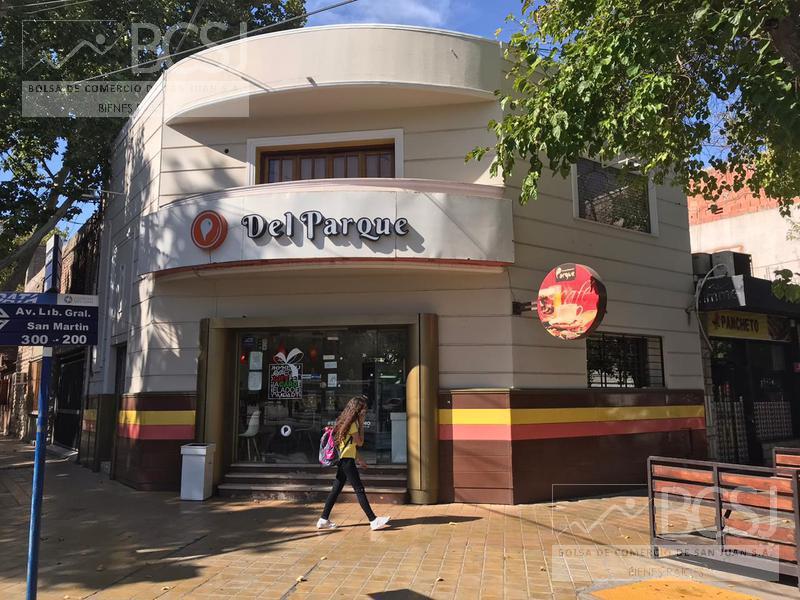 Foto Local en Alquiler en  Capital ,  San Juan  Av. Libertador esquina Catamarca