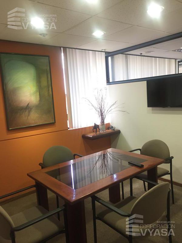 Foto Oficina en Alquiler en  Centro Norte,  Quito      Carolina - Alpallana, oficina de 110 m2 en arriendo