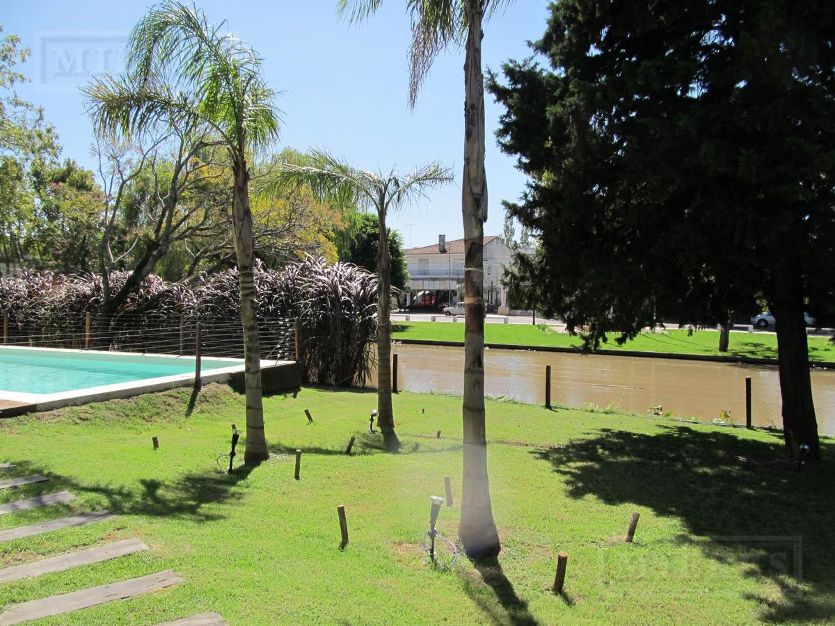 Departamento  en alquiler en Tigre con vista al rio