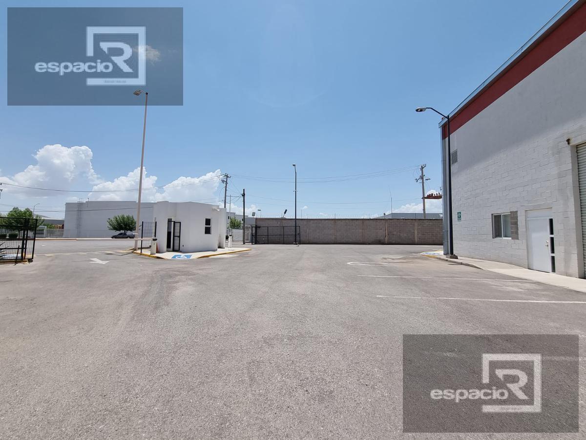 Foto Bodega Industrial en Renta en  Chihuahua ,  Chihuahua  BODEGA EN RENTA EN COMPLEJO PRIVADO EN PARQUE INDUSTRIAL CHIHUAHUA