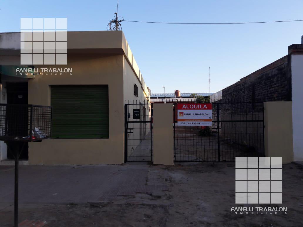 Foto Departamento en Alquiler en  Belgrano,  Presidencia Roque Saenz Peña  Jose Hernandez N° al 700