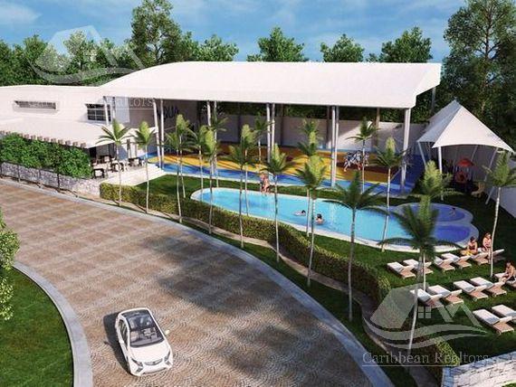 Foto Terreno en Venta en  Aqua,  Cancún  Terreno en venta en Cancún en Aqua