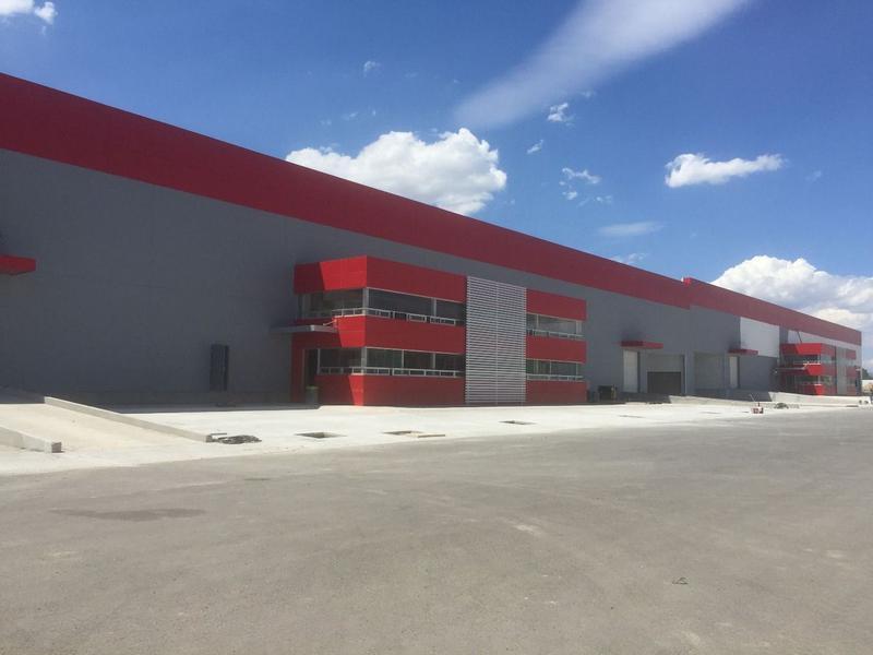Foto Bodega Industrial en Venta en  Los Héroes,  El Marqués  BODEGA EN VENTA - GLOBAL PARK - QUERÉTARO