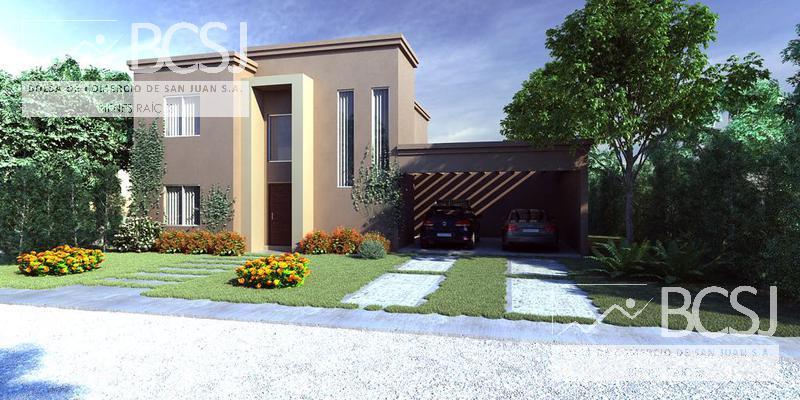 Foto Casa en Venta en  Santa Lucia ,  San Juan  BARRIO BRISAS