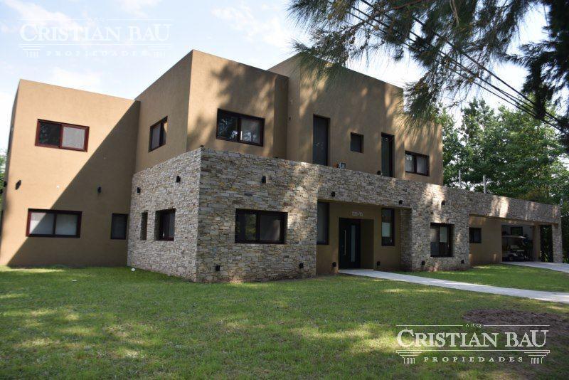 Foto Casa en Venta en  San Diego C.C,  Countries/B.Cerrado (Moreno)  Excelente Propiedad Racionalista San Diego C.C