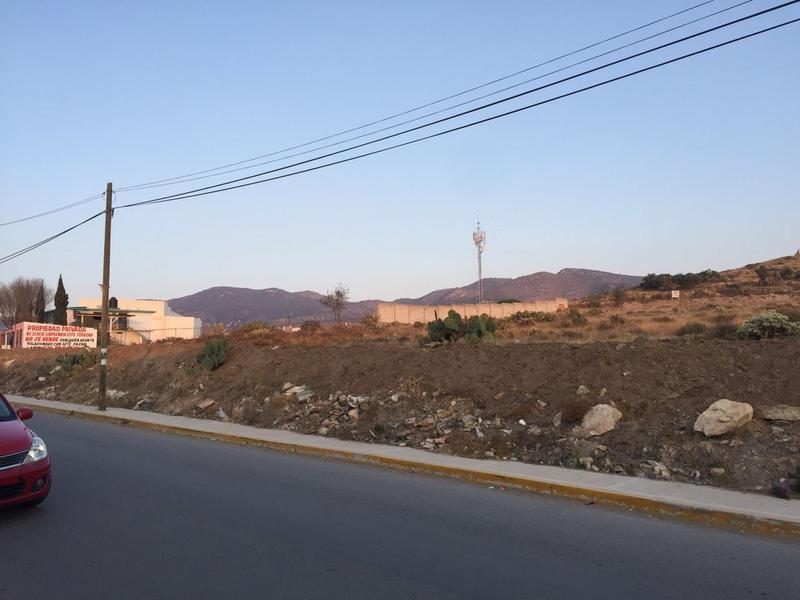 Foto Terreno en Venta en  Azoyatla de Ocampo (Azoyatla),  Mineral de la Reforma  TERRENO PACHUCA. ATRAS UAEH, PACHUCA