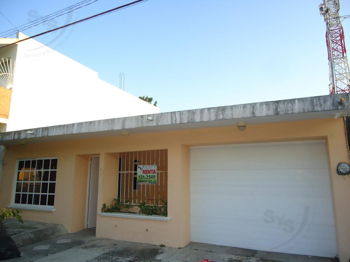 Foto Casa en Renta en  Boca del Río ,  Veracruz  Casa en renta de un solo nivel en Fracc. Flores Magón. BOCA DEL RÍO, VERACRUZ
