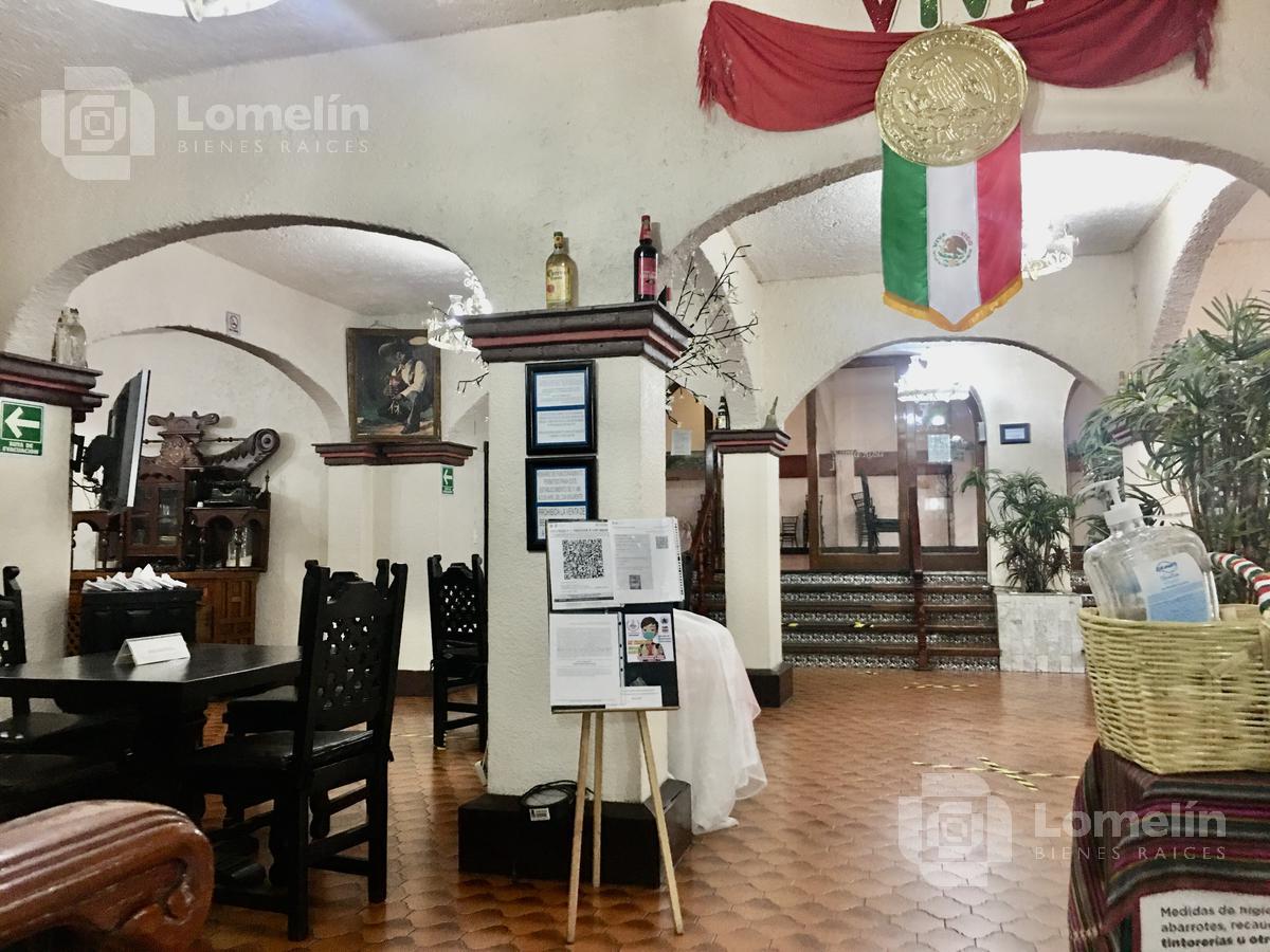 Foto Terreno en Venta en  Veronica Anzures,  Miguel Hidalgo  Propiedad Comercial en Venta Bahia de todos los Santos 106, Verónica Anzures / HC/3/30/M