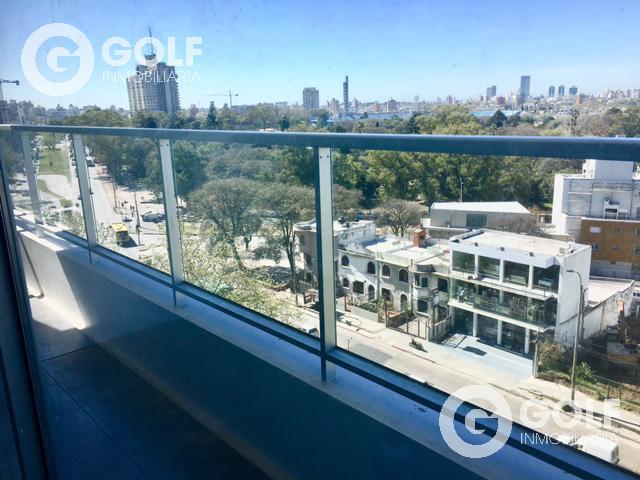 Foto Departamento en Alquiler en  Parque Batlle ,  Montevideo  Ambiente con terraza al frente, barbacoa, gimnasio y lavadero