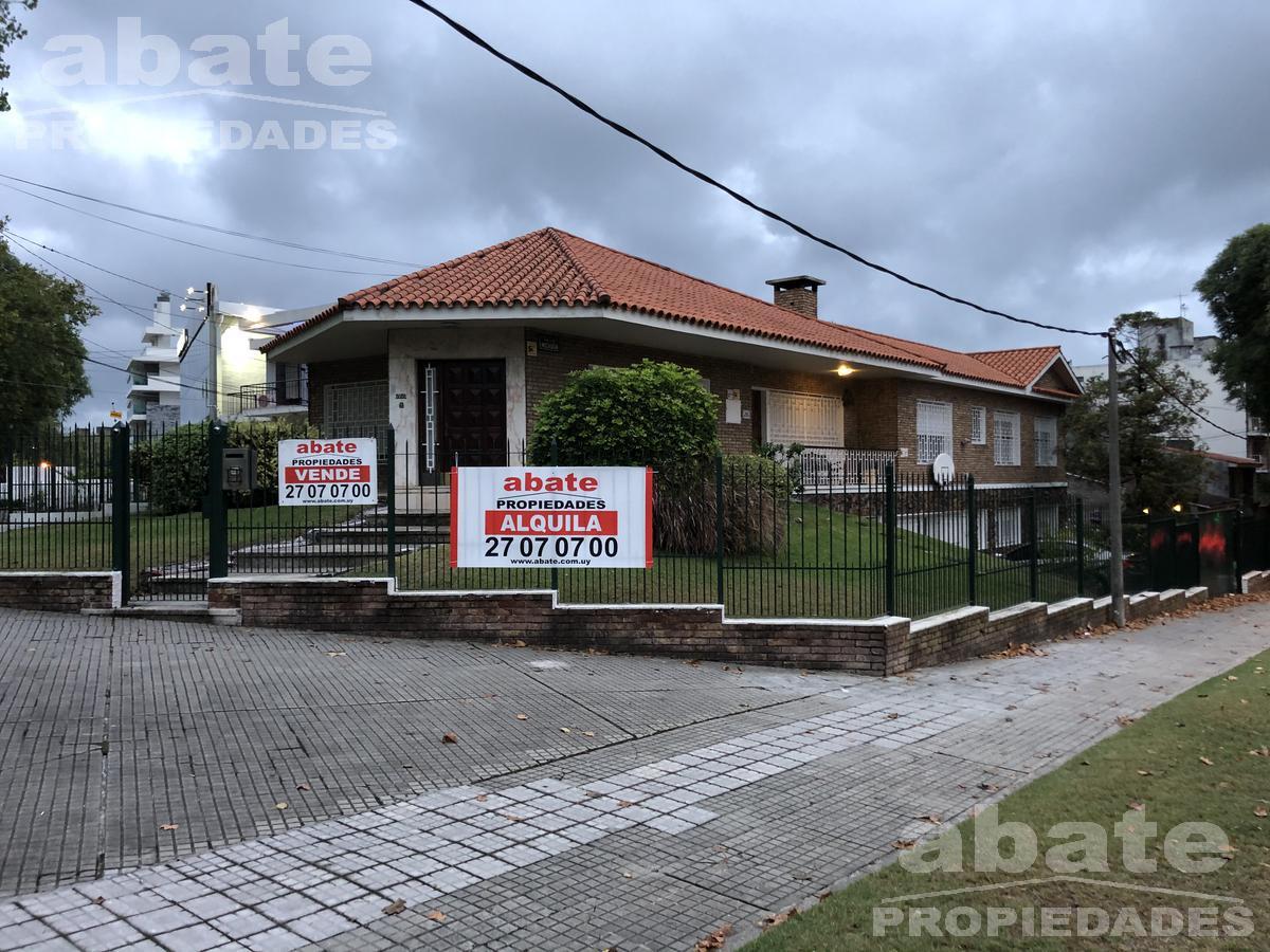 Foto Casa en Alquiler en  Malvín ,  Montevideo  AV. LEGRAND Y MICHIGAN