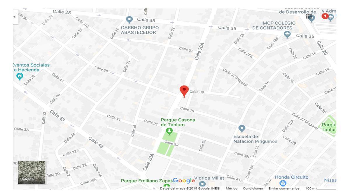Foto Local en Renta en  Fraccionamiento Pedregales de Tanlum,  Mérida  Fraccionamiento Pedregales de Tanlum