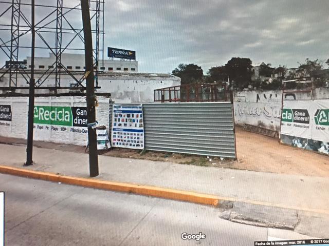 Foto Terreno en Renta en  Electricistas,  Veracruz  Diaz Mirón Lote 1 y 2 Fracción 10 de la Exhacienda Malibran, Veracruz, Ver.