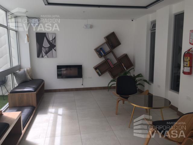 Foto Departamento en Venta en  La Carolina,  Quito  La Carolina - Checoslovaquia, chévere departamento de 100,00 m2 en venta