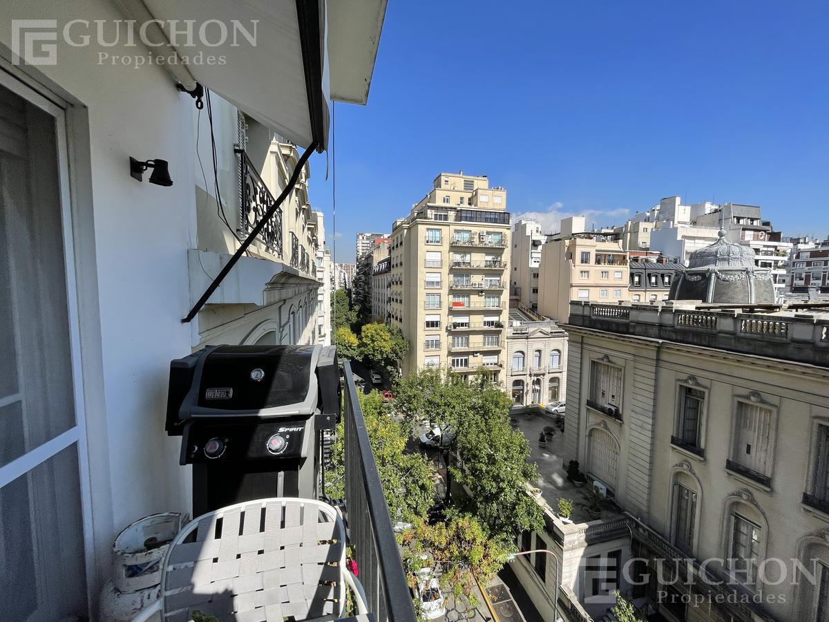 Foto Departamento en Venta en  Recoleta ,  Capital Federal  Montevideo al 1800