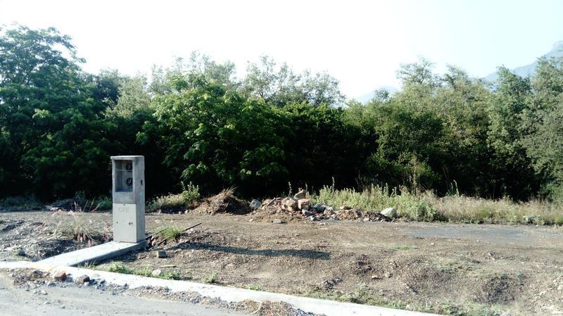 Foto Casa en Venta en  Santiago ,  Nuevo León  Terreno en venta  Zona Carretera Nacional (Fracc. Alamosur)