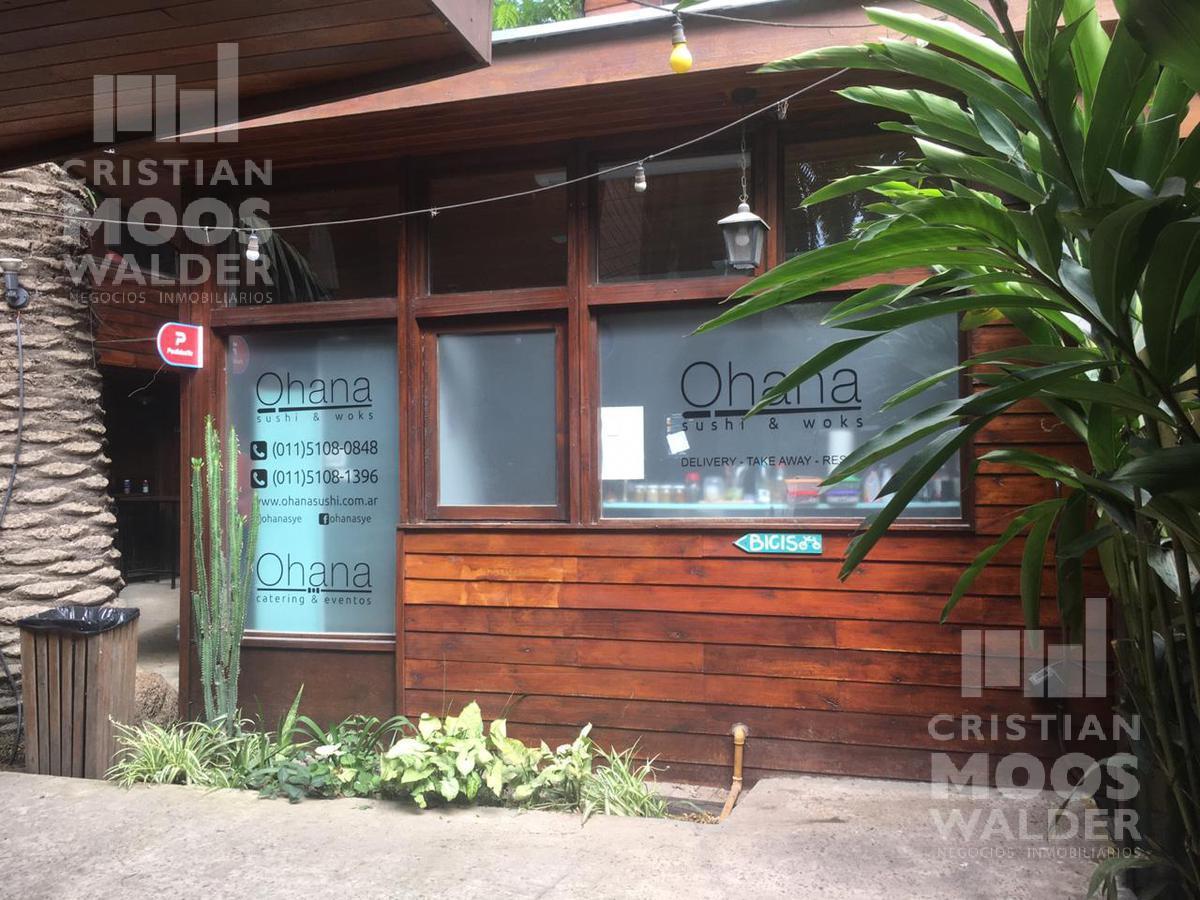 Foto Local en Venta en  Ingeniero Maschwitz,  Escobar  Local gastronómico con excelente ubicación  en Paseo Mendoza - Cristian Mooswalder Negocios Inmobiliarios