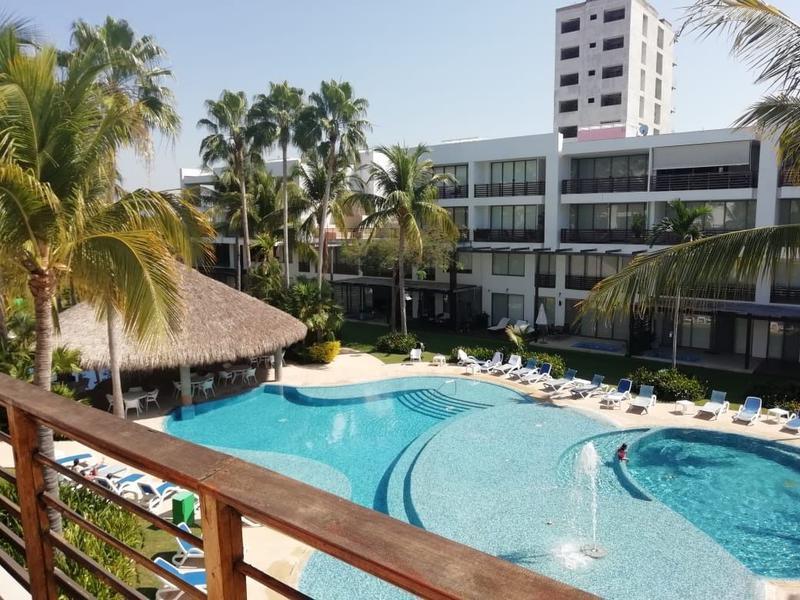 Foto Quinta en Renta temporal en  Fraccionamiento Granjas del Márquez,  Acapulco de Juárez  Solar Villas Resort