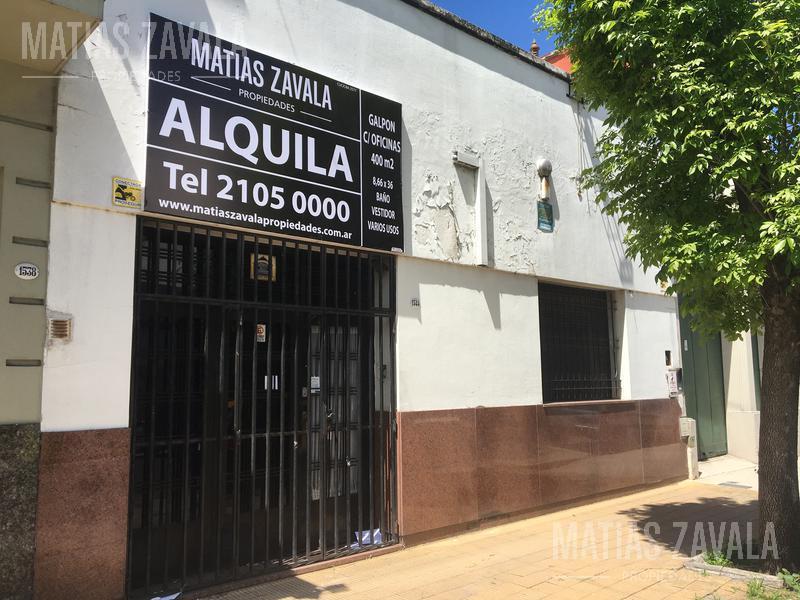 Foto Galpón en Venta | Alquiler en  Boedo ,  Capital Federal  Jose Marmol al 1500