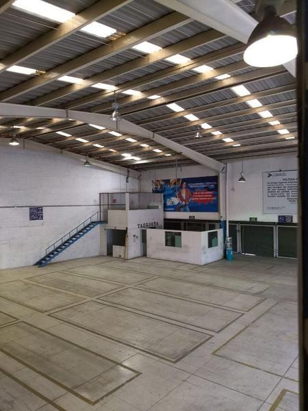 Foto Bodega Industrial en Venta en  Estrella CulhuacAn,  Iztapalapa  IZTAPALAPA - TAXQUEÑA