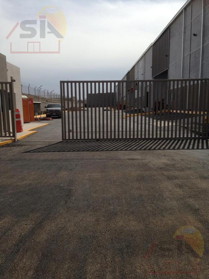 Foto Bodega Industrial en Renta en  Zaragoza,  Chihuahua  AVE ZARAGOZA CERCA AVE. DE LAS INDUSTRIAS