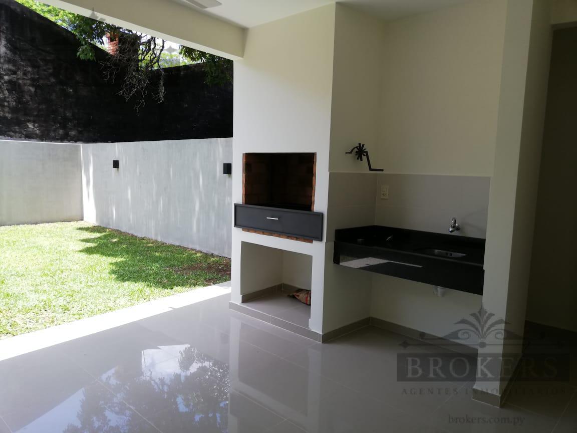 Foto Casa en Alquiler en  Estanzuela,  Zona Norte  Alquilo hermoso duplex a estrenar  3 dorm, patio, parrilla,  en Fernando zona norte