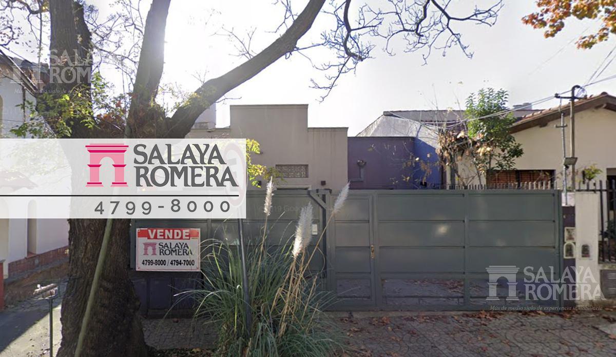 Foto Casa en Venta en  Olivos,  Vicente López  Las Heras al 2700