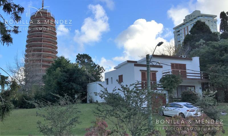 Foto Casa en Venta en  Roosevelt,  Punta del Este  Porto Alegre esquina Marne
