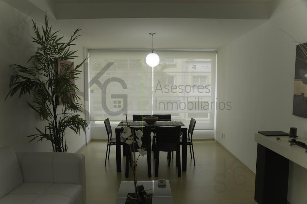 Foto Departamento en Renta en  Polanco,  Miguel Hidalgo  SKG Asesores Inmobiliarios renta departamento en Arquimides, Polanco