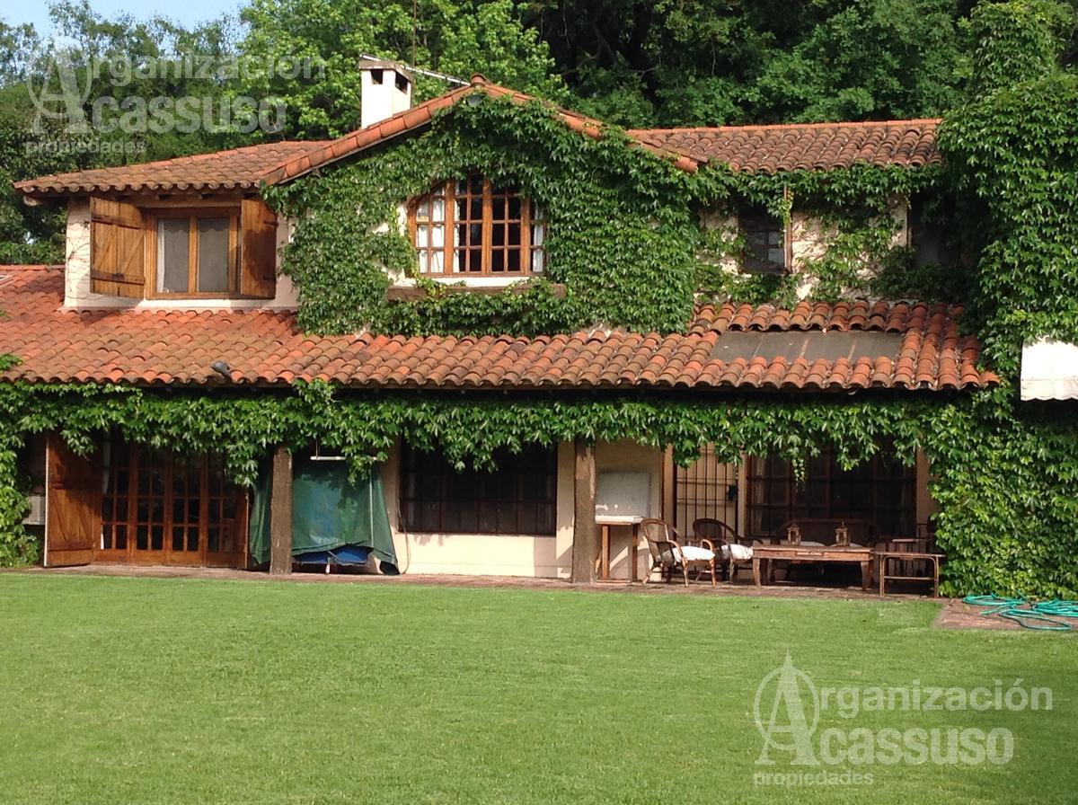 Foto Casa en Alquiler en  Las Lomas de San Isidro,  San Isidro  Casa en Alquiler - La Horqueta