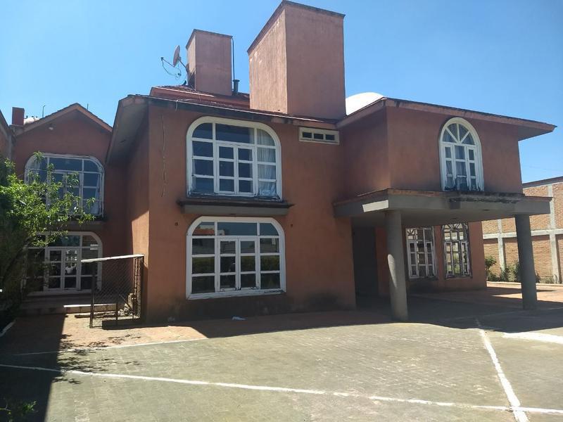 Foto Casa en Venta en  Las Jaras,  Metepec  CASA TIPO CAMPESTRE EN VENTA UBICADA EN COL. LAS JARAS, METEPEC