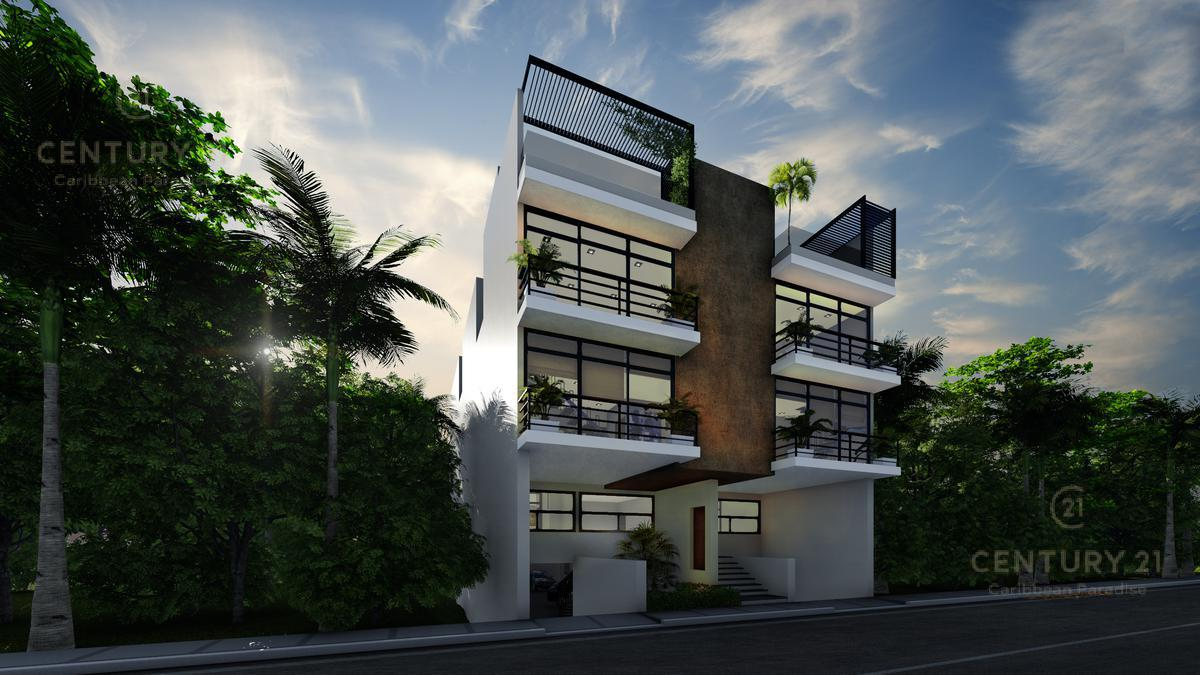 Playa del Carmen Apartment for Sale scene image 2