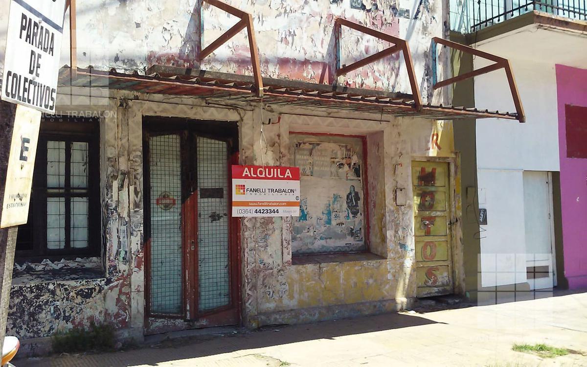 Foto Local en Alquiler en  Centro,  Presidencia Roque Saenz Peña  14 e/ 9 y 11