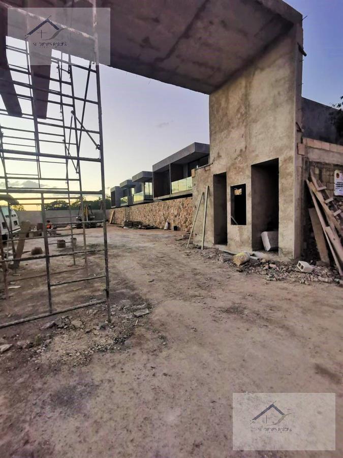 Foto Departamento en Venta en  Temozón ,  Yucatán  TownHouses en Venta Kuro  Mod. D Temozón Norte