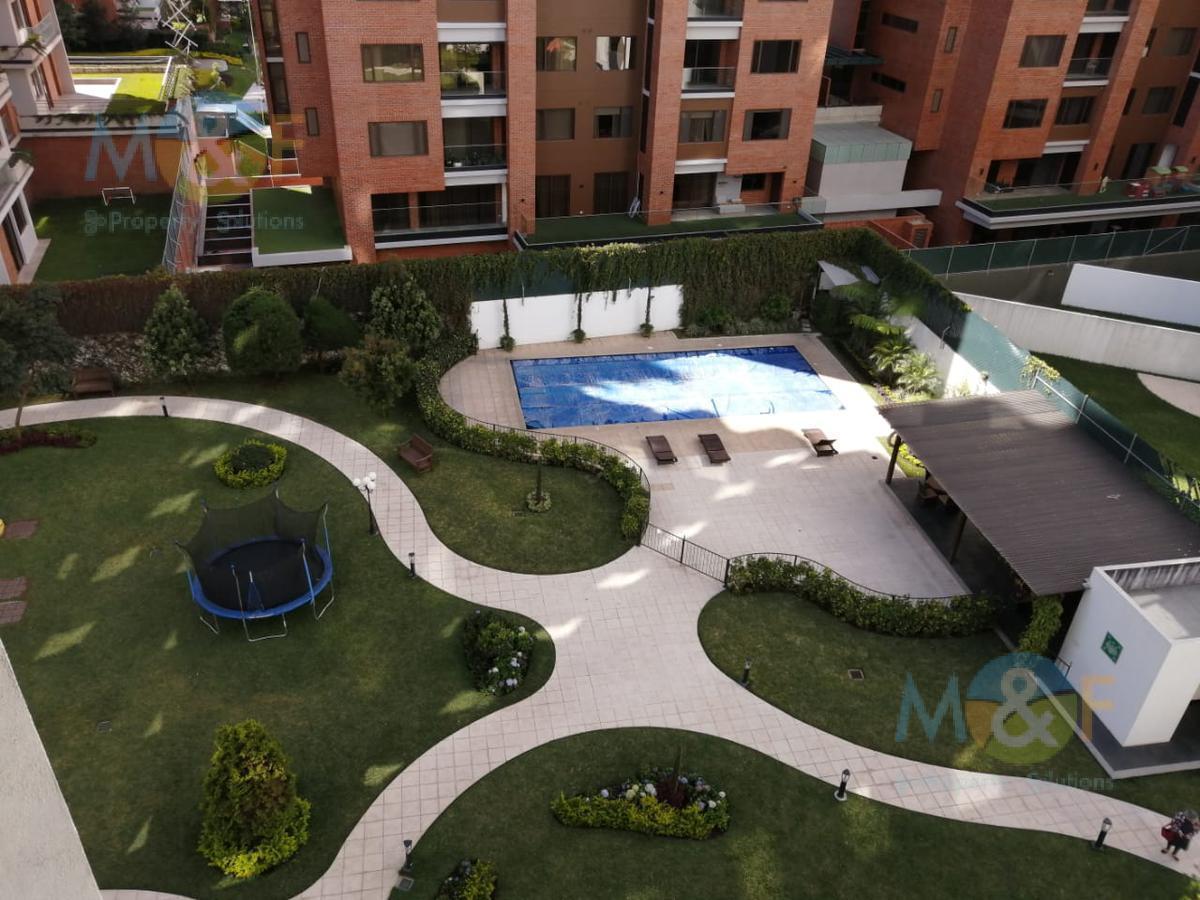 Foto Departamento en Renta en  Zona 14,  Ciudad de Guatemala  Apartamento en Renta en ATTICA zona 14