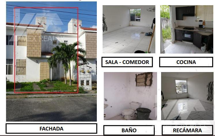 Foto Casa en Venta en  Supermanzana 38,  Cancún  CLAVE 56870, CASA  SM 211, CANCUN, Q. ROO, ESCRITURA Y POSESION $748,000.00 SOLO CONTADO MUY NEGOCIABLE