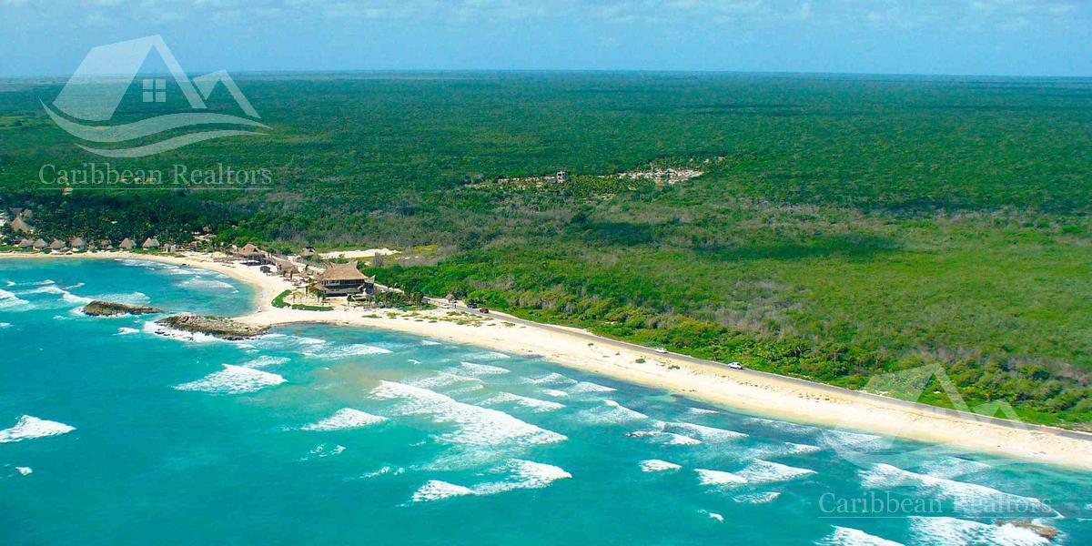 Foto Terreno en Venta en  Cancún ,  Quintana Roo  Terreno  en venta en Riviera Maya
