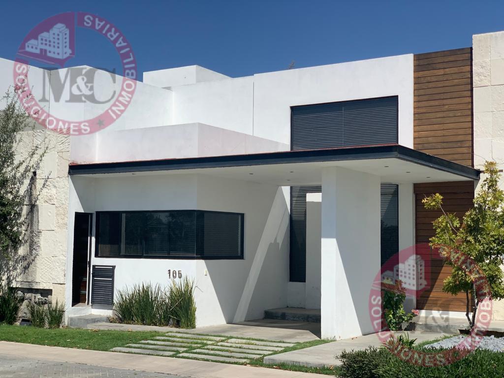 Foto Casa en Venta en  Fraccionamiento Viña Antigua,  Jesús María  TIERRA VERDE CASA EN RENTA O VENTA