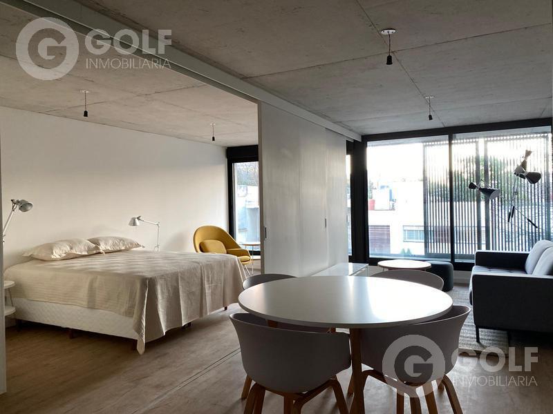 Foto Departamento en Alquiler en  Punta Carretas ,  Montevideo  Apartamento tipo loft. 1 dormitorio con terraza, garaje
