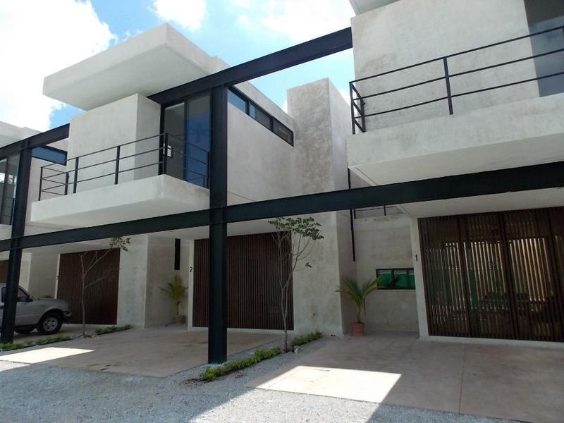 Foto Casa en condominio en Renta en  Montes de Ame,  Mérida   TownHouse  en Renta Amueblado Montes de Ame, Mérida Yucatán