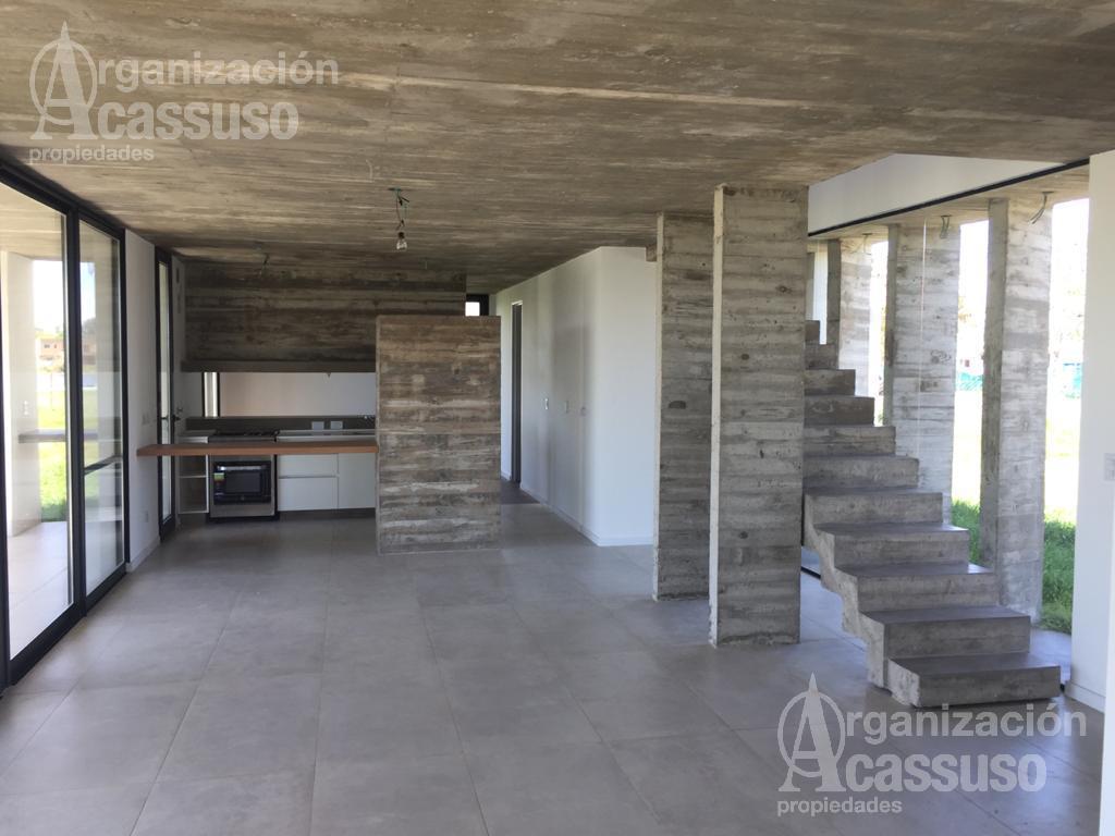 Foto Casa en Venta en  San Matias,  Countries/B.Cerrado (Escobar)  Barrio San Matias - Area 1 - lote a la LAGUNA