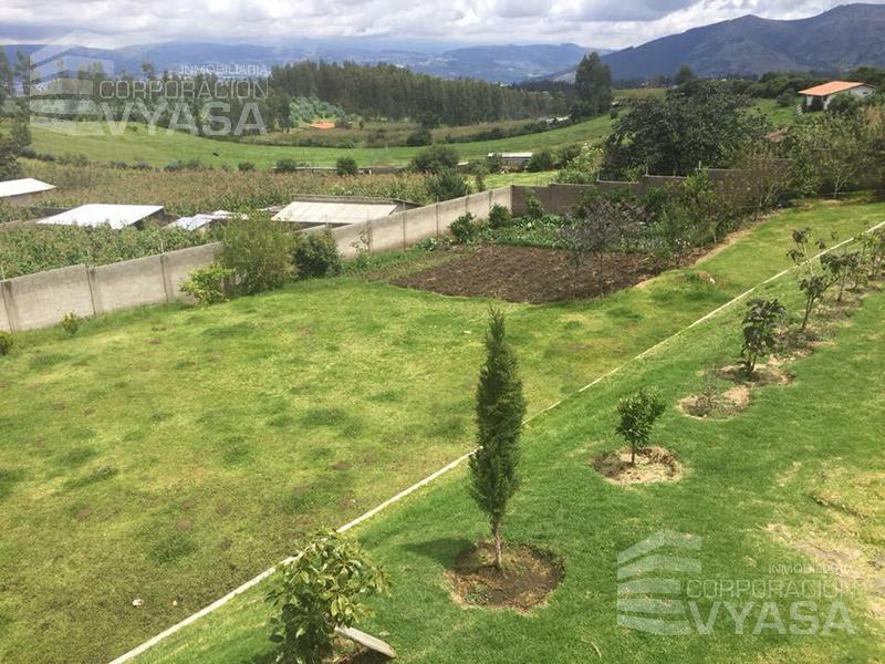 Foto Terreno en Venta en  Rumiñahui ,  Pichincha  VALLE DE LOS CHILLOS - CERCA AL COLIBRÍ, HERMOSO TERRENO DE 4.200 M2
